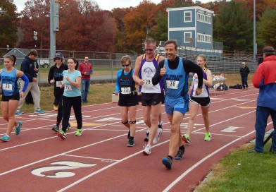 Racewalking Clinic Sept. 25th in Clinton; Championships October 30th