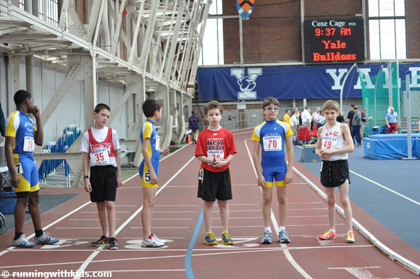 USATF-CT Youth Indoor Track & Field Results