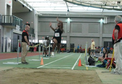 Open/Masters Indoor Track & Field Championship Results
