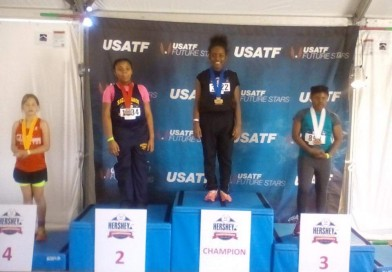 CT Youth Shine at USATF Indoor National Championships