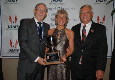 USATF-CT Honored at National Convention