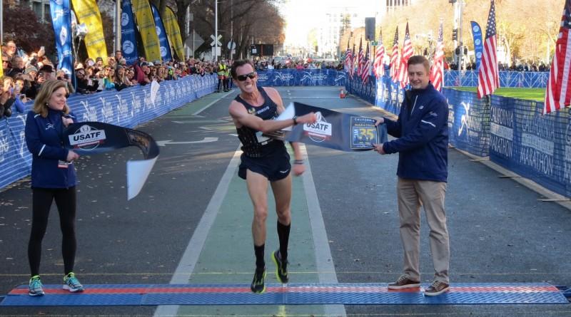 Ritchie Wins USATF Marathon Championship; Zablocki 8th