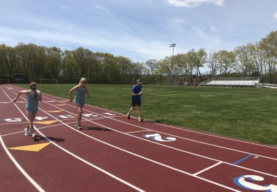 Corona 3000m Connecticut Race Walk