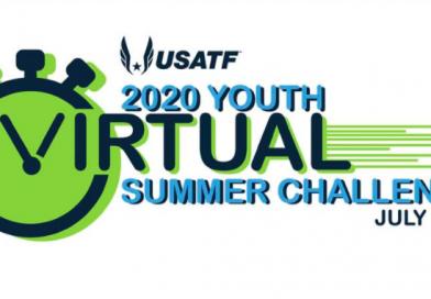 USATF Youth Virtual Summer Challenge