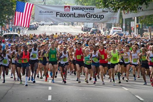 New Haven Road Race Virtual USATF CT 20K championship